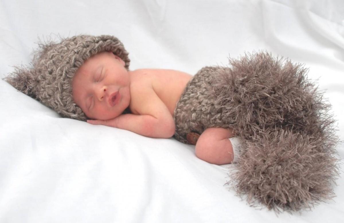 Η γέννηση του γιου μας και ένα… σκιουράκι!