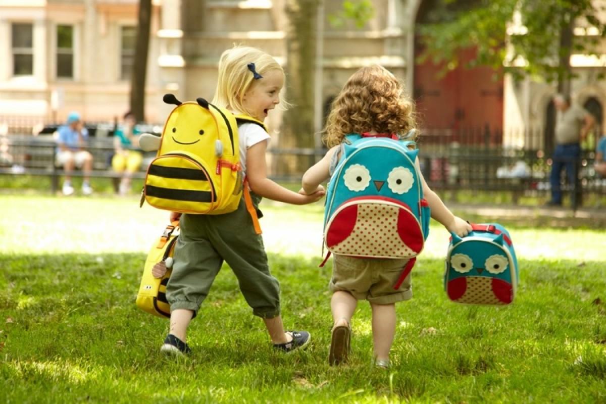 Παιχνιδιάρικες τσάντες από το babycarrots!