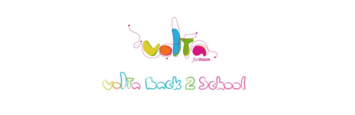 Ετοιμαστείτε για το… Volta Back to School!!!