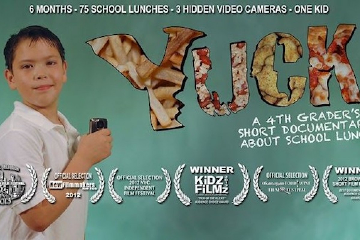 YUCK – Το ντοκιμαντέρ μικρού μήκους ενός 9χρονου γενναίου μαθητή!