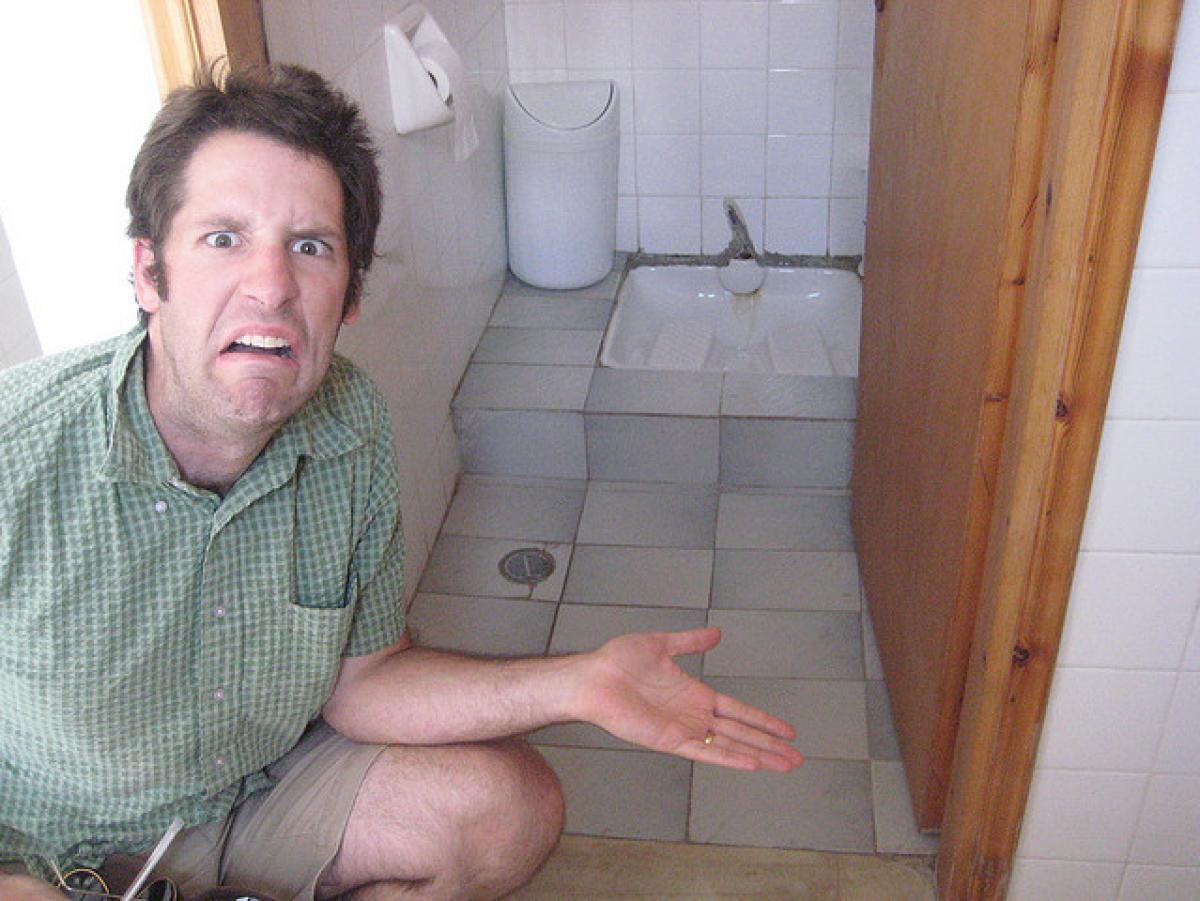 Υπόθεση «τούρκικες τουαλέτες στο σχολείο»