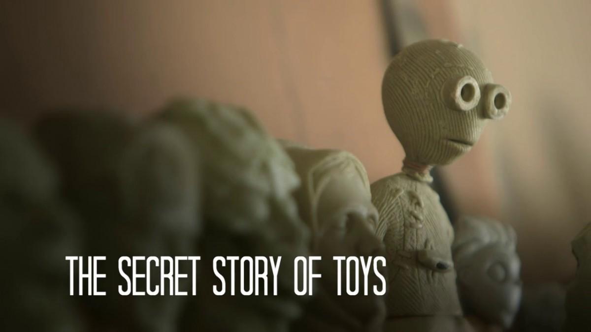 Η μυστική ιστορία των παιχνιδιών