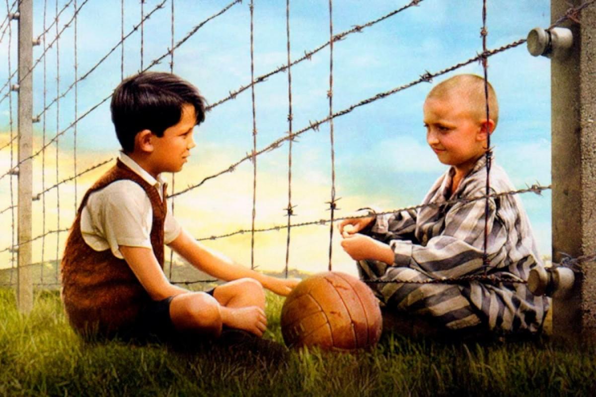 Το Αγόρι με τη Ριγέ Πιτζάμα