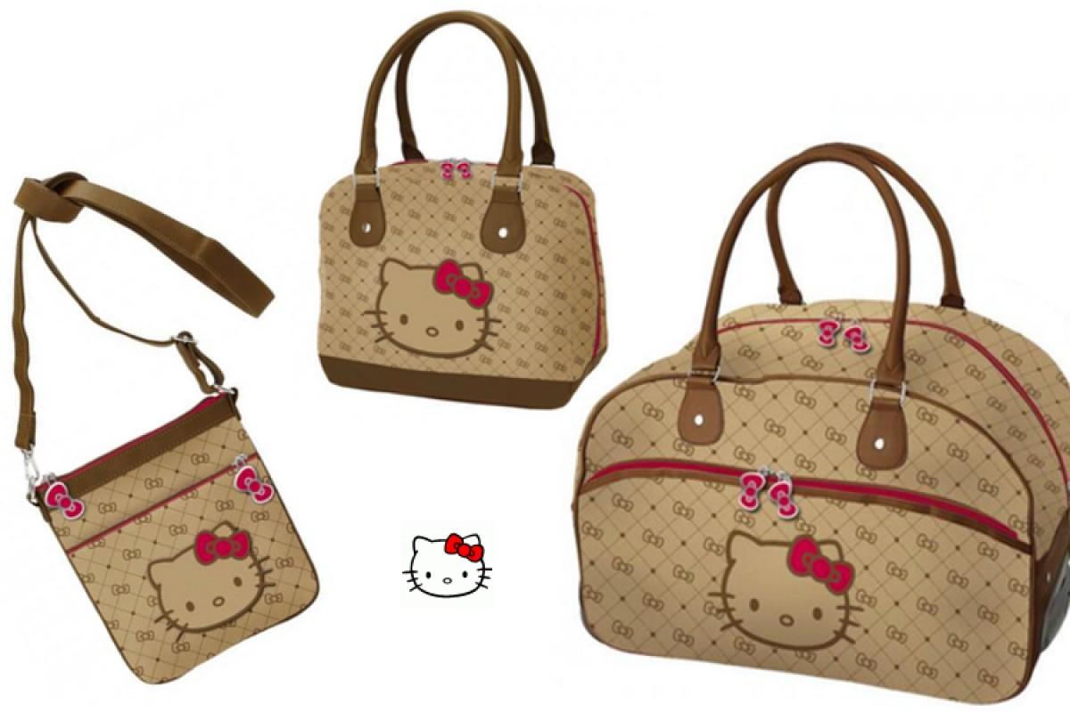 Hello Kitty τσάντες που θα λατρέψει ΚΑΙ η μαμά!