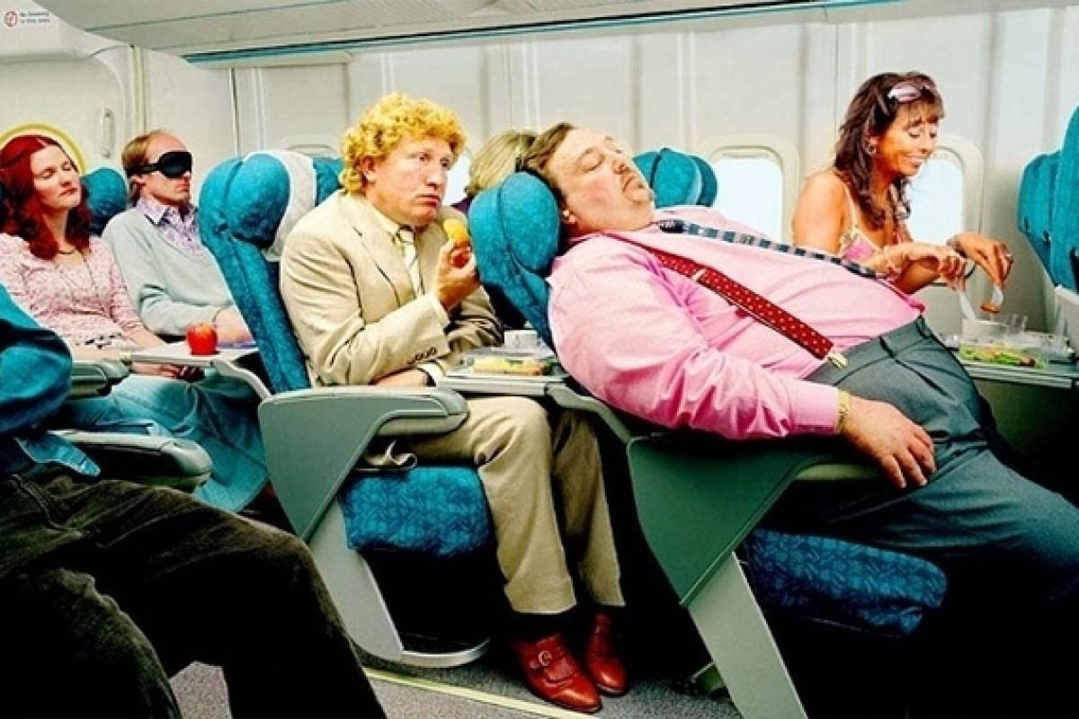 Πώς είναι όταν πετάς με το μωρό σου στο αεροπλάνο;