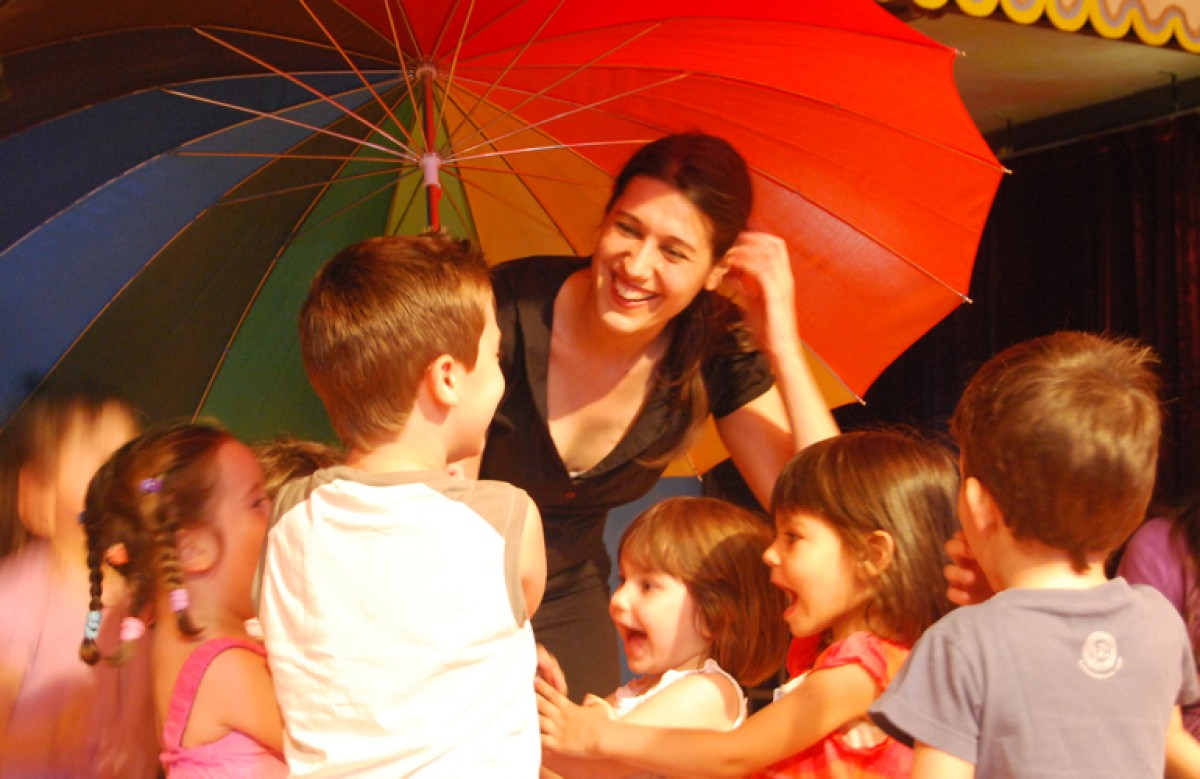 Εβδομάδα ξεγνοιασιάς & δημιουργίας με δωρεάν μαθήματα για όλα τα παιδιά στις Μορφές Έκφρασης