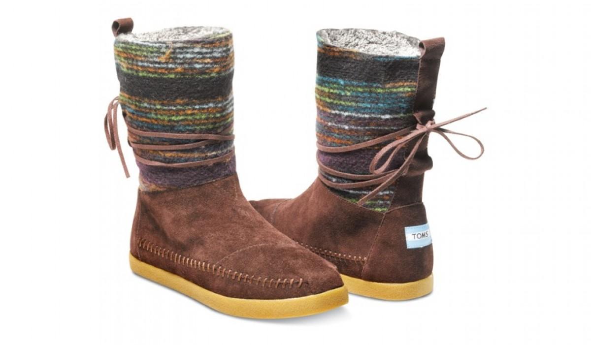 Νέα αγάπη: Nepal Boots by TOM'S