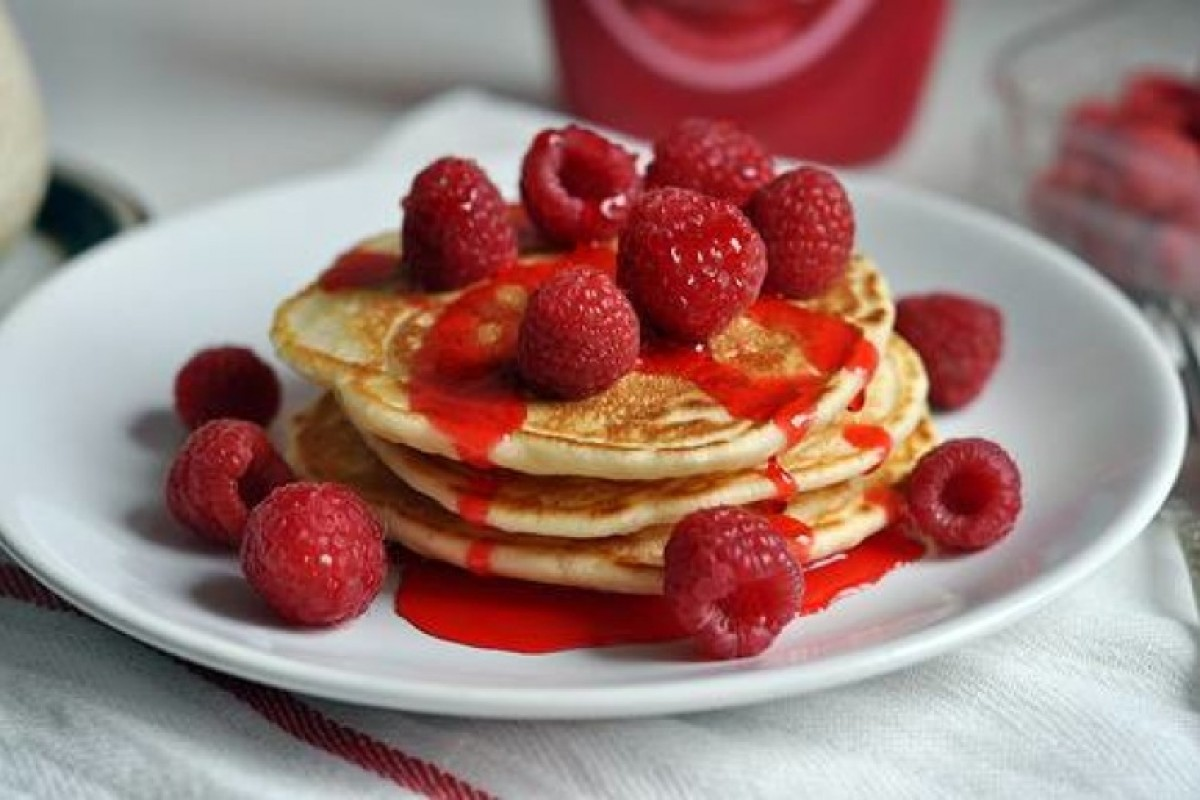 Pancakes, το τέλειο πρωινό και σπιτική Μερέντα