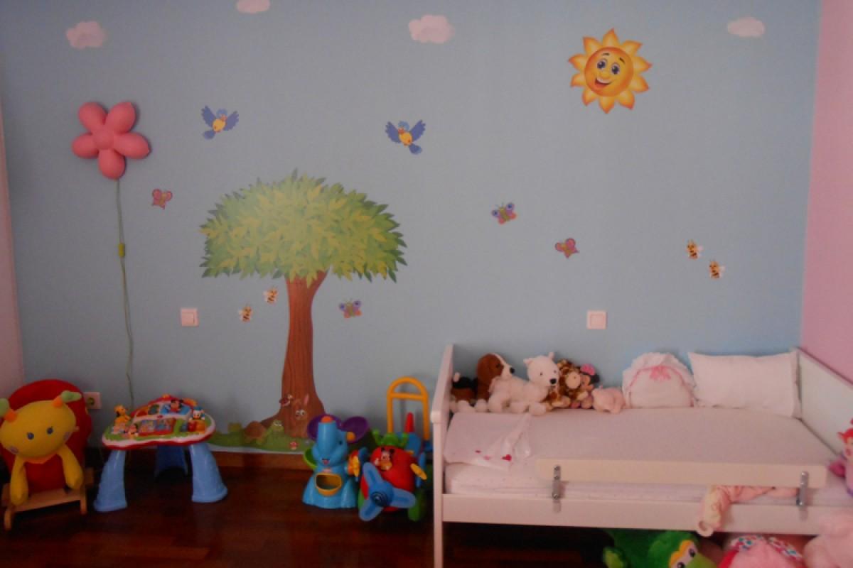 Το νέο δωμάτιο της Μελίνας!