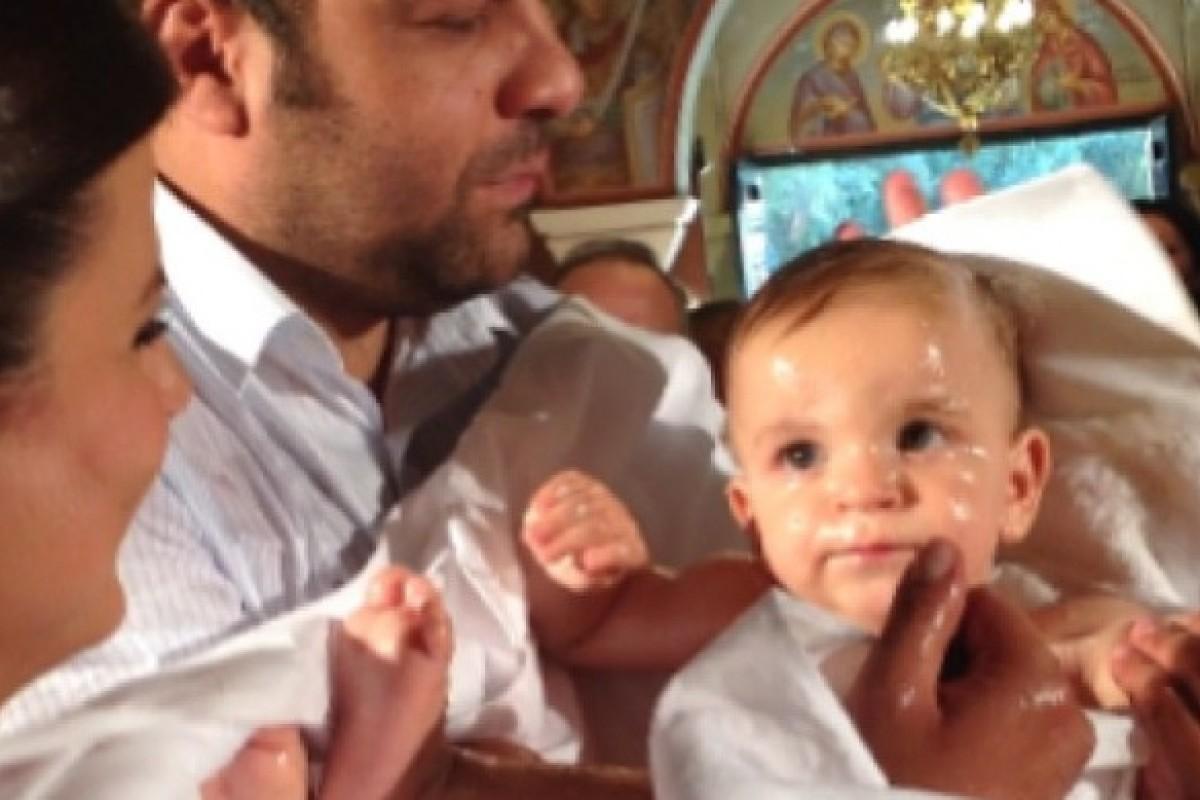 Η βάπτιση του Αρχέλαου (με τα μάτια της Νανάς)