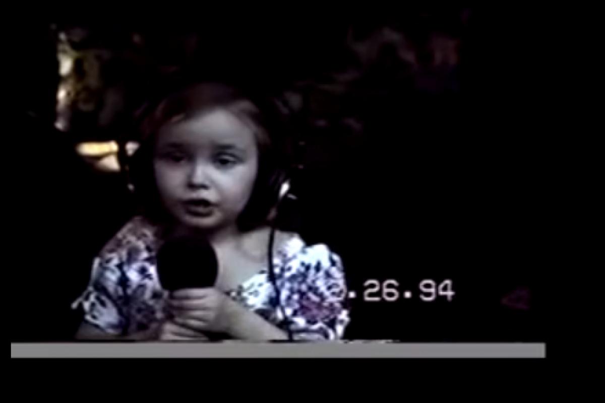 Το κορίτσι πίσω από το πιο γλυκό παιδικό τραγούδι του κόσμου