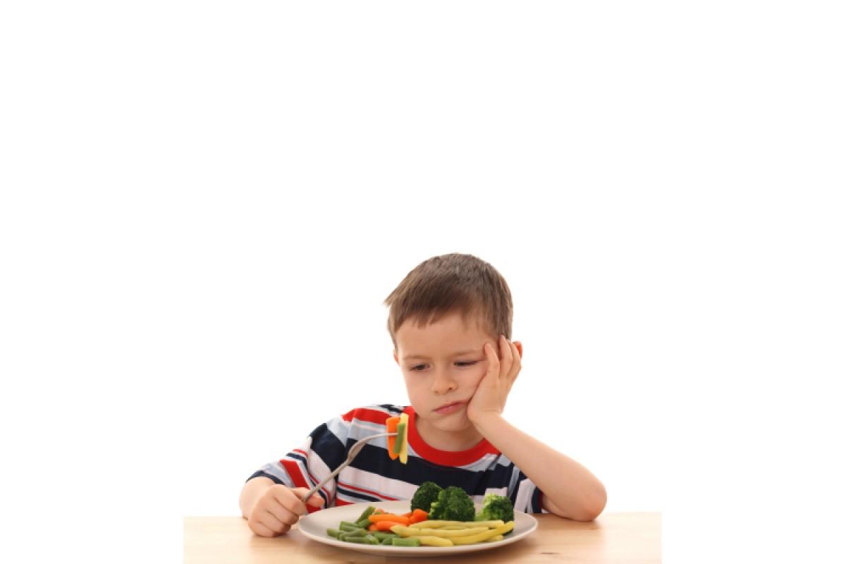 Και το δικό μου παιδί ΔΕΝ τρώει!