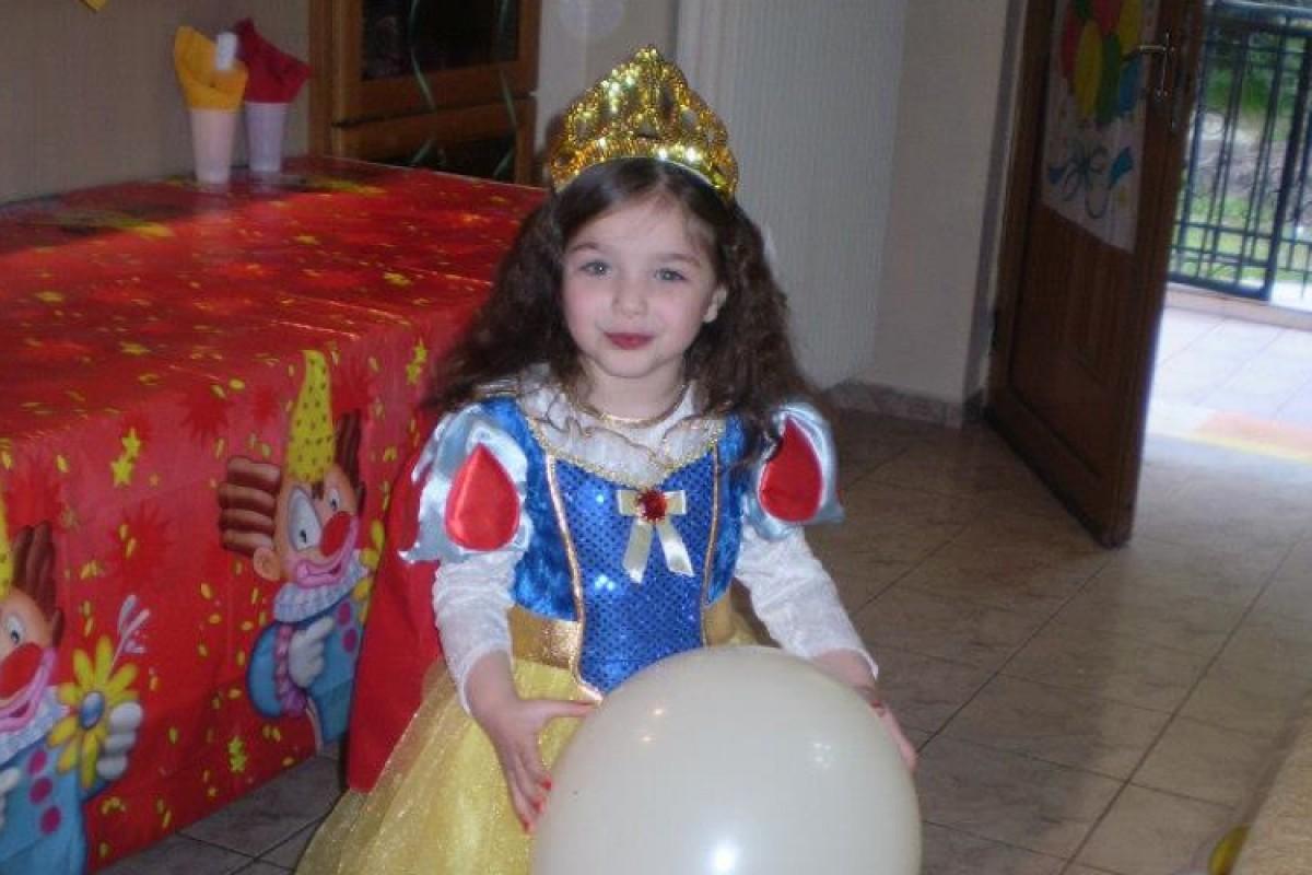 Το πάρτι της Μαρίας-Εφραιμίας!