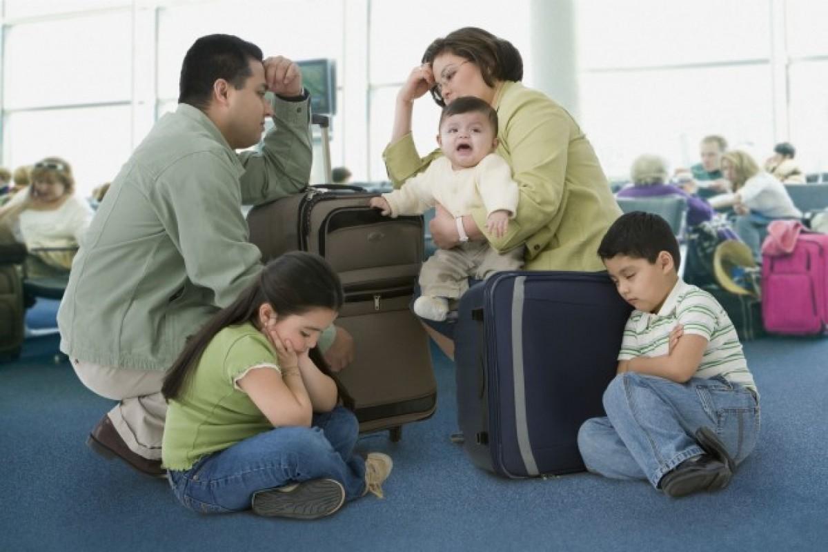 Συμβουλές για όταν ταξιδεύετε με τα παιδιά σας