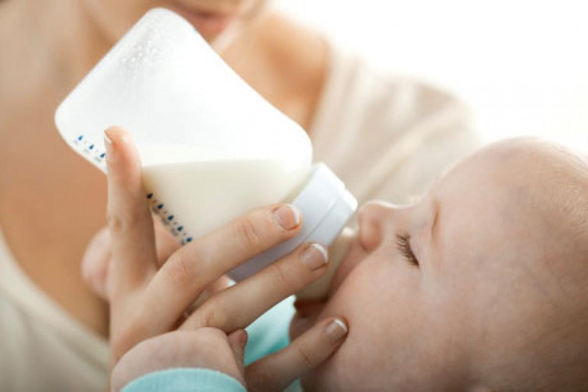 Γιατί δίνω στο μωρό μου ξένο γάλα