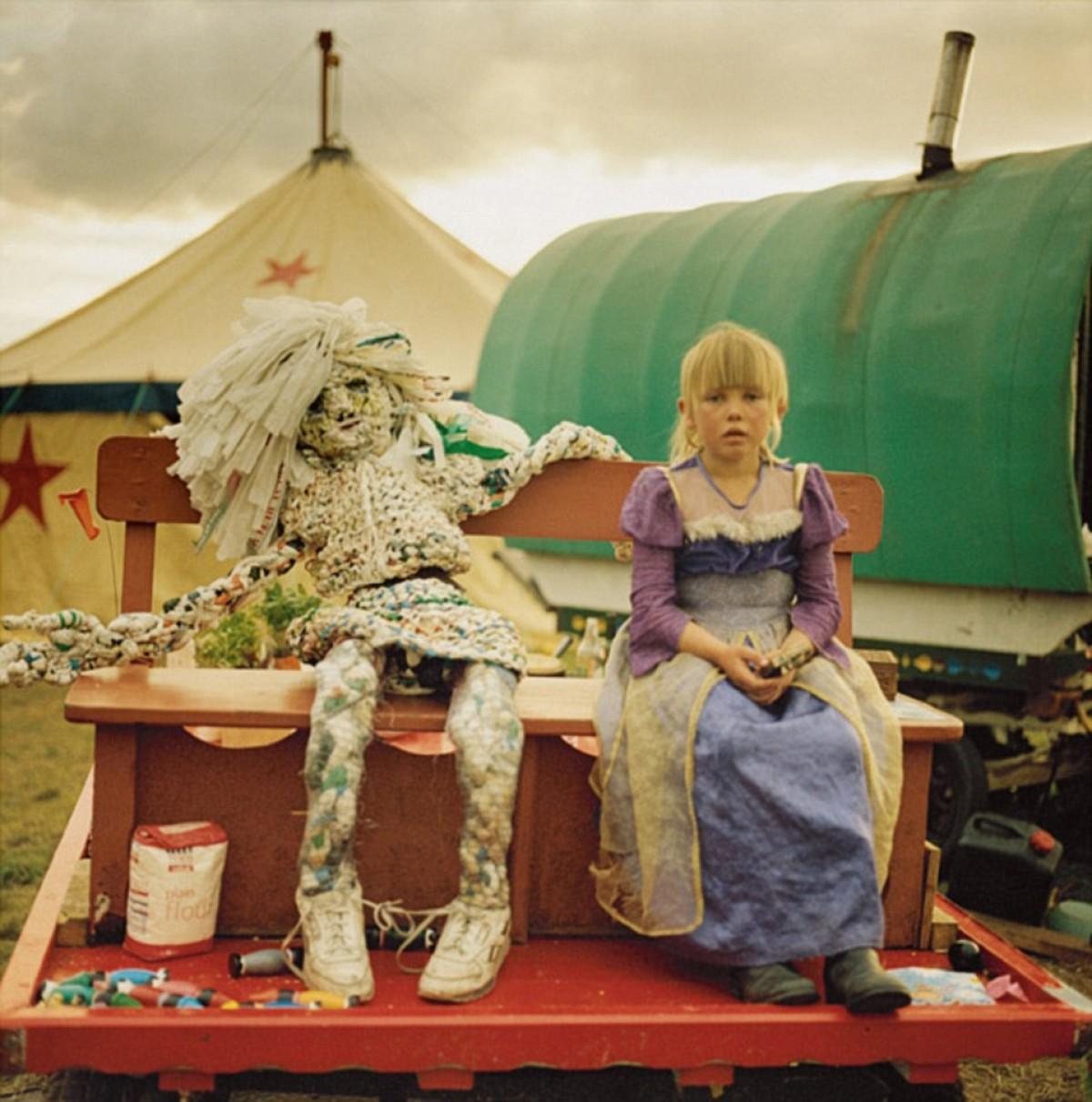 Οι Τσιγγάνοι του 21ου αιώνα – Μία σειρά από εκπληκτικές φωτογραφίες