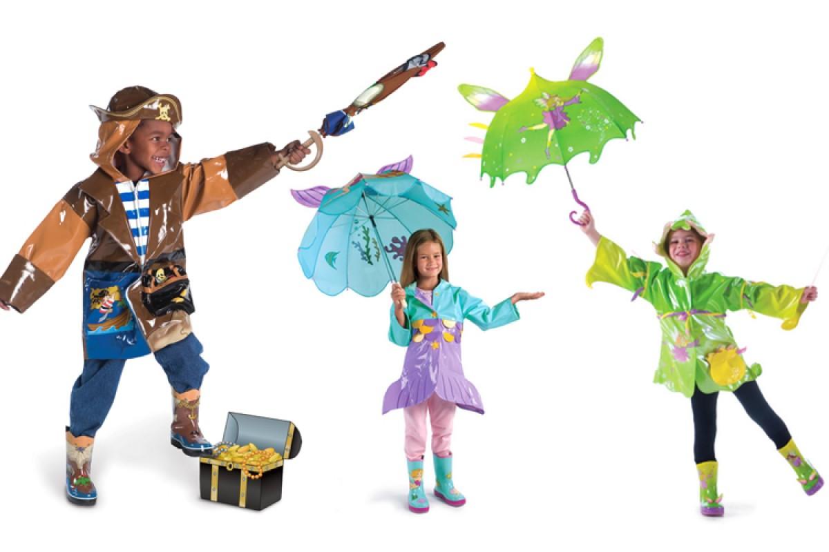 ΕΛΗΞΕ: Κερδίστε ένα σετ ομπρέλα και γαλότσες από το Glamorous Kids!