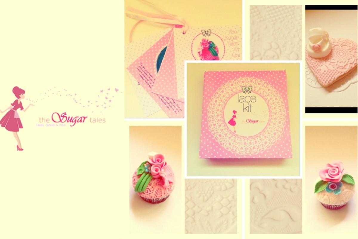 ΕΛΗΞΕ: Κερδίστε Lace art mat kits από την The Sugar Tales (3 νικητές)