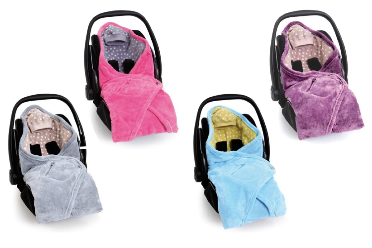 Κουβερτοκαλύμματα καροτσιού για βόλτες στα ζεστά!