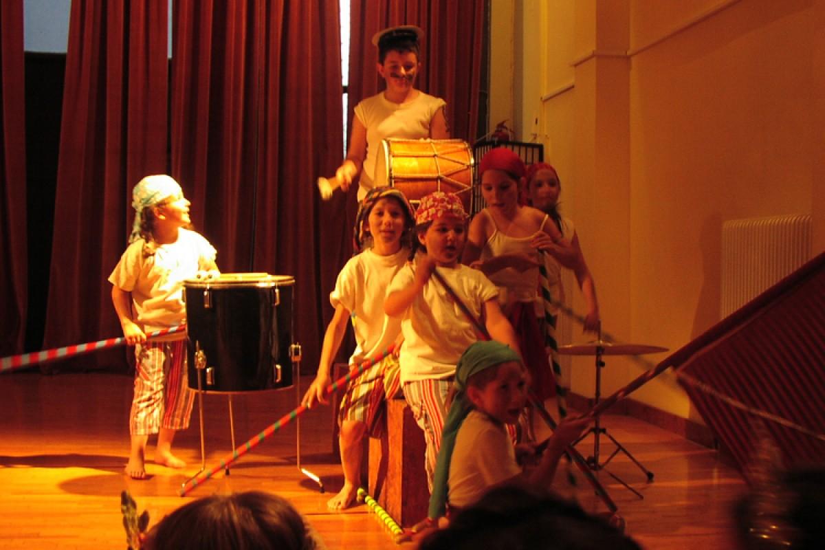 Παιδική Ορχήστρα με δωρεάν συμμετοχή των παιδιών (Ακρόαση 30/10/2013)