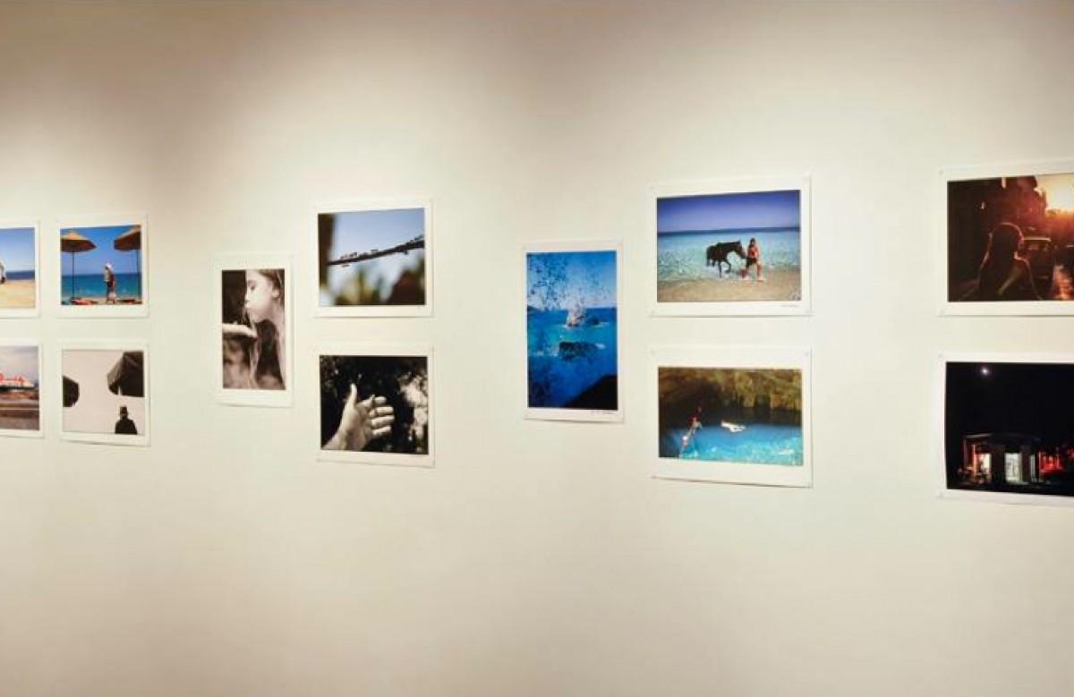 Έκθεση φωτογραφίας «Το καλοκαίρι μου»