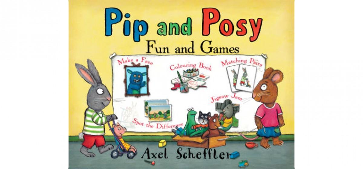 Παίξτε με τον Τικ και την Τέλα!