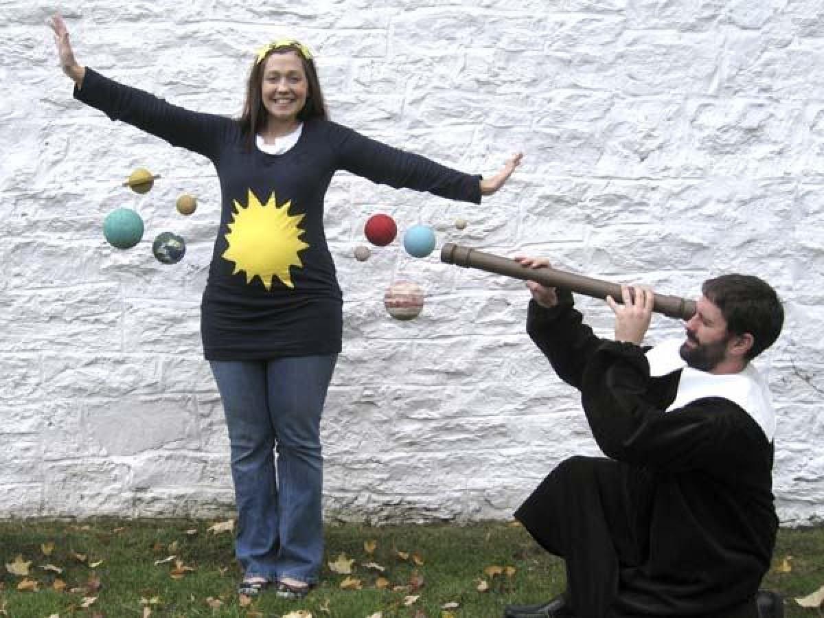 Εγκυούλες που γιορτάζουν το Halloween με στυλ