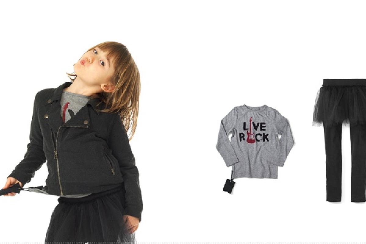 yporqué: ρούχα για ροκ παιδιά!
