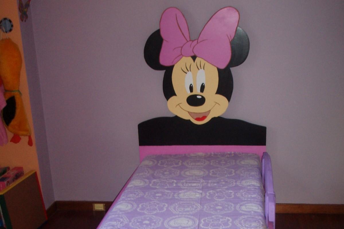 Το χειροποίητο κρεβάτι της Μαρίας
