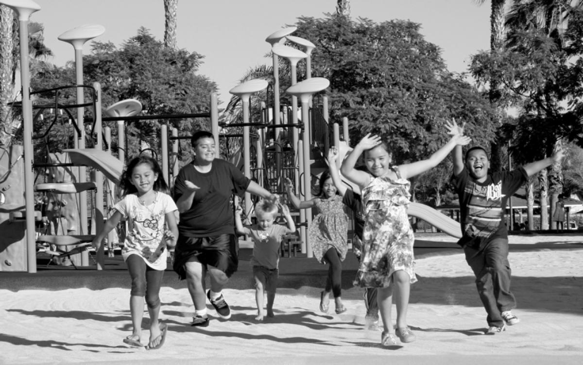 Δράματα στην παιδική χαρά