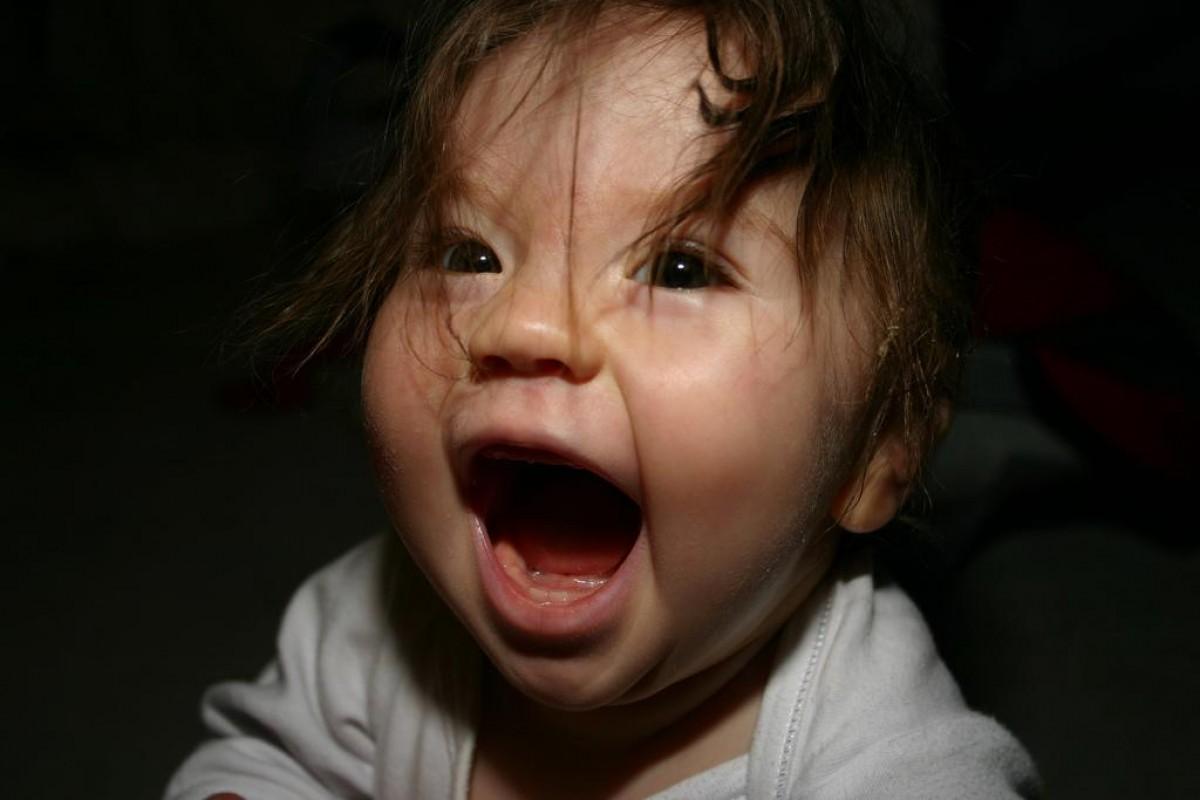Το κολλητικό γέλιο των μωρών