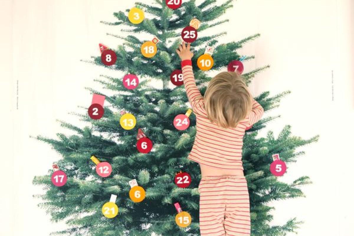 Ένα διαφορετικό «ημερολόγιο» για τα Χριστούγεννα