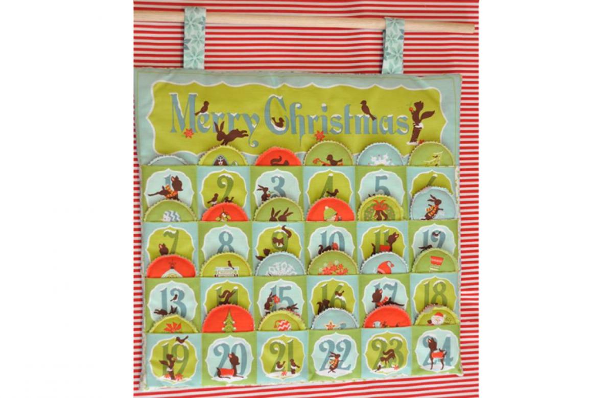EΛΗΞΕ: Κερδίστε δύο ημερολόγια αντίστροφης μέτρησης Χριστουγέννων από το Happy Hippie!