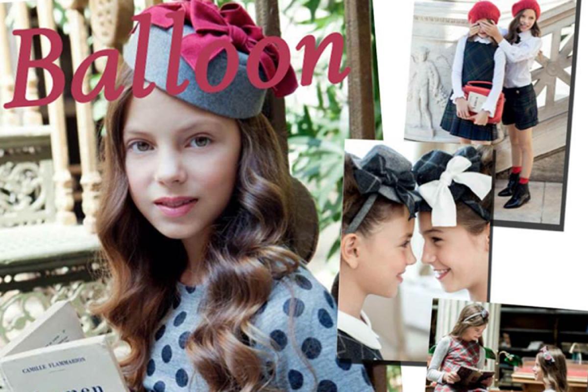 Ψάχνουμε τα μοντέλα της νέας κολεξιόν Balloon for Frattina!