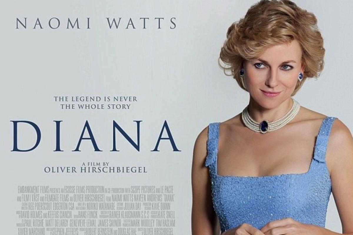 Νταϊάνα: μια ταινία για την πριγκίπισσα