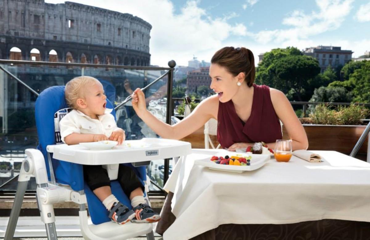 Gusto: η νέα καρέκλα φαγητού της Inglesina