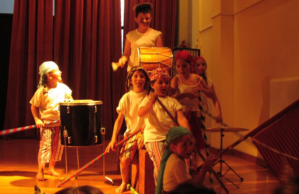 Παιδική Ορχήστρα με δωρέαν συμμετοχή των παιδιών (νέες ακροάσεις)