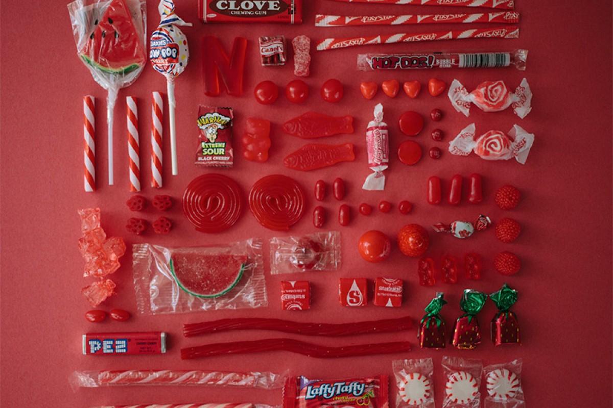 Ο πολύχρωμος κόσμος των ζαχαρωτών