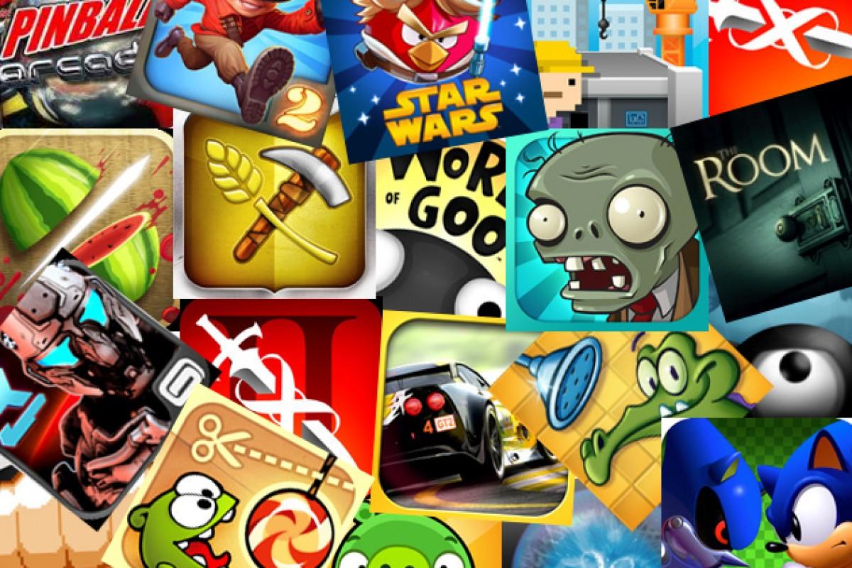 Τα καλύτερα iOS games για μικρούς και μεγάλους