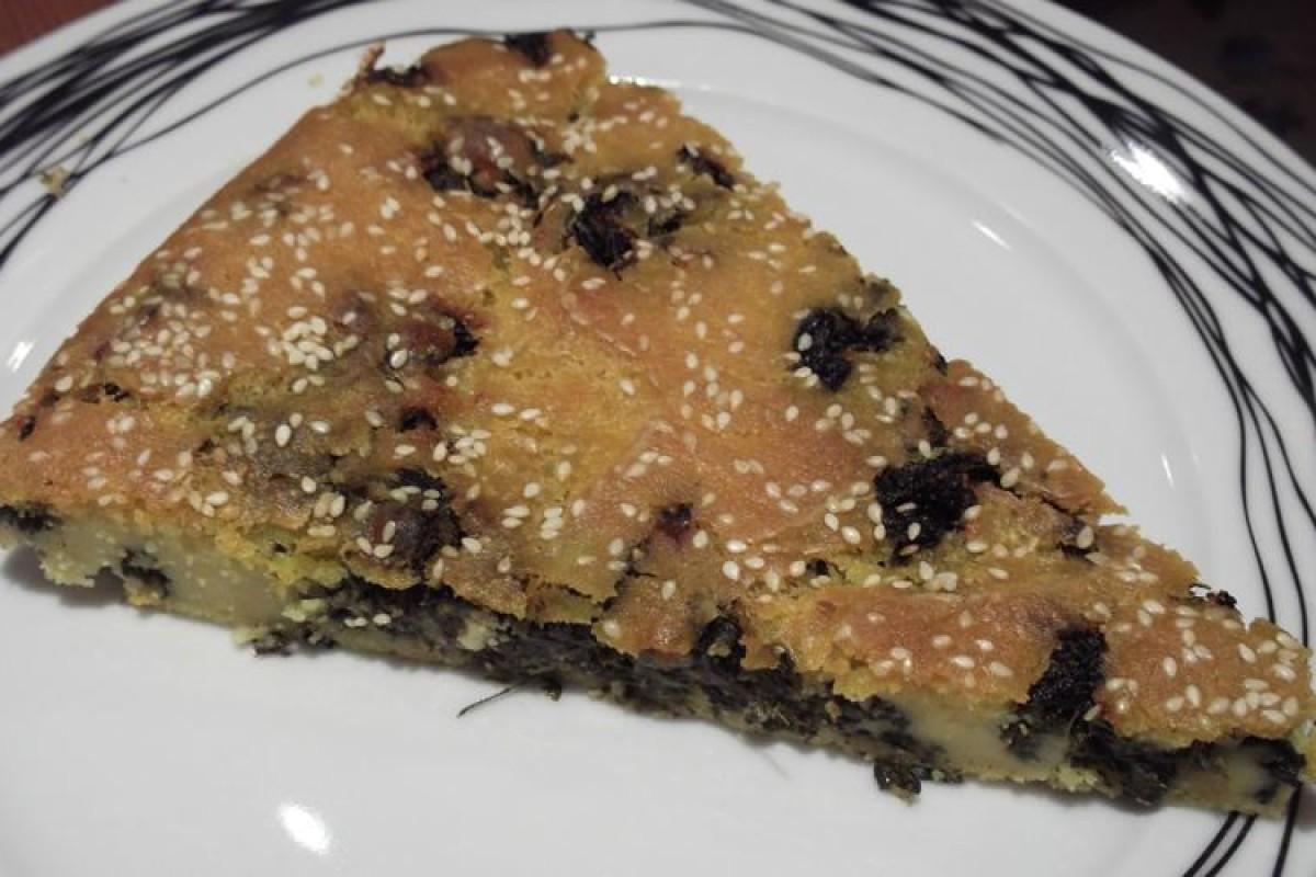 Ηπειρώτικη πίτα (μπαμπανάτσα)