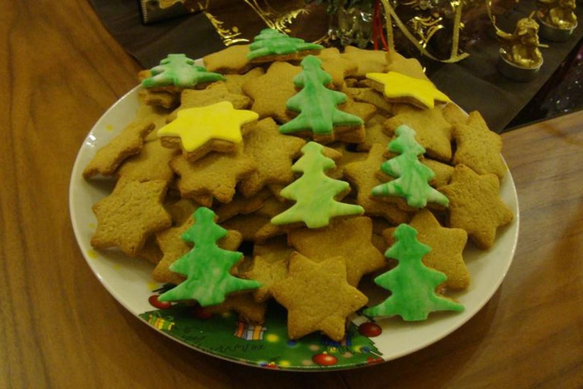 Μπισκότα κανέλας (για να μυρίσει όλο το σπίτι Χριστούγεννα!)