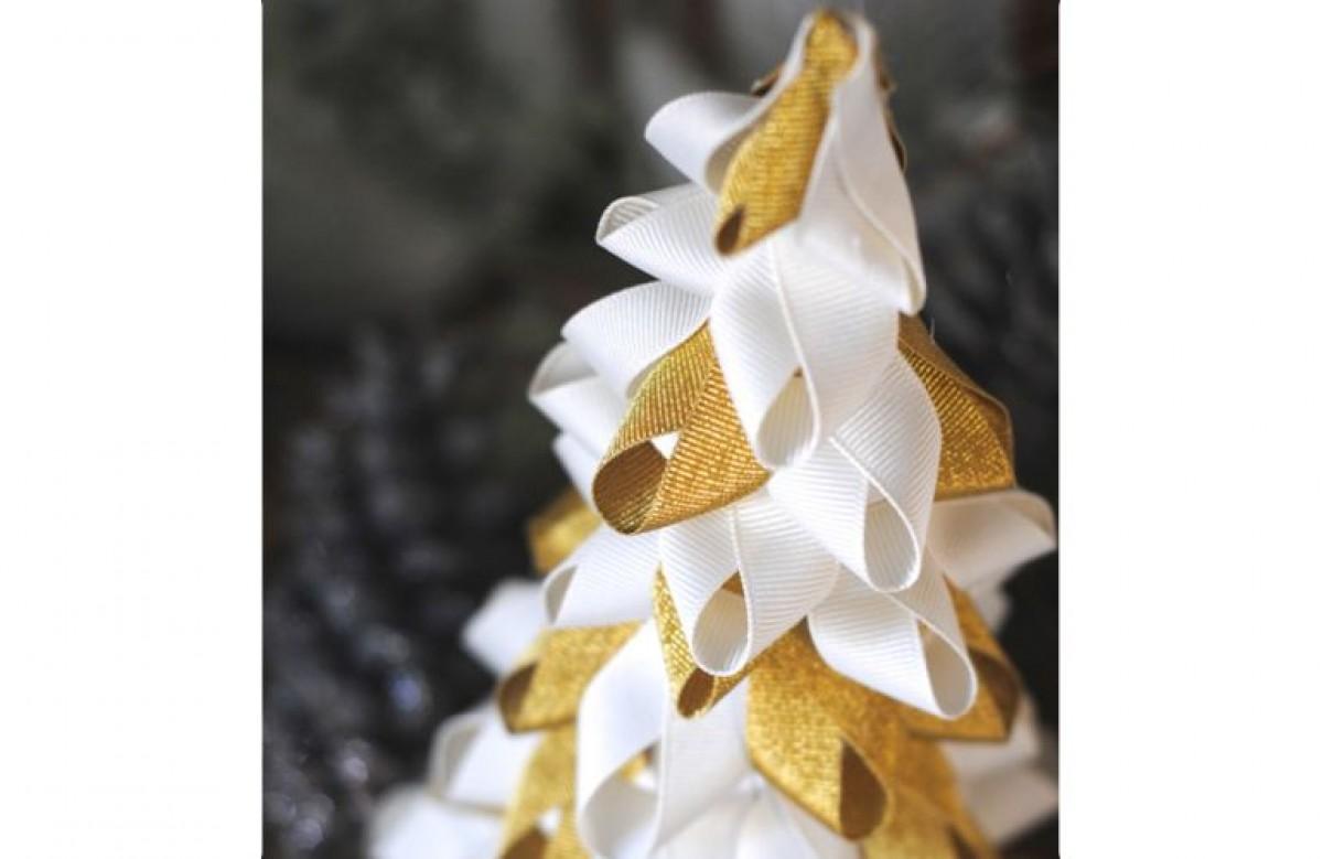 Διακοσμητικά χριστουγεννιάτικα δεντράκια σε μόλις 15′