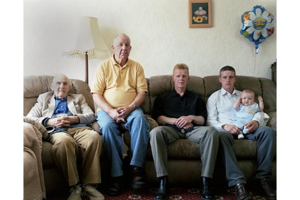 Όταν όλες οι γενιές ενώνονται σε ένα πορτρέτο!