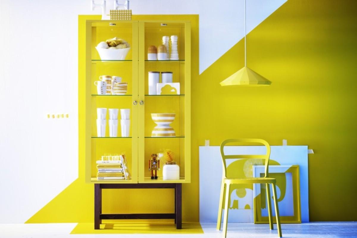 Ikea με χρώμα!