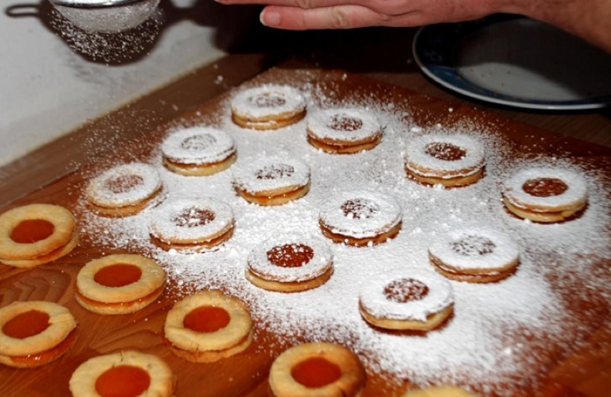 Χριστουγεννιάτικα μπισκότα και γλυκά από την Αυστρία με αγάπη…