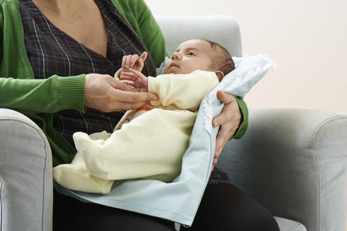 mionido: μια φωλιά για το νεογέννητο!