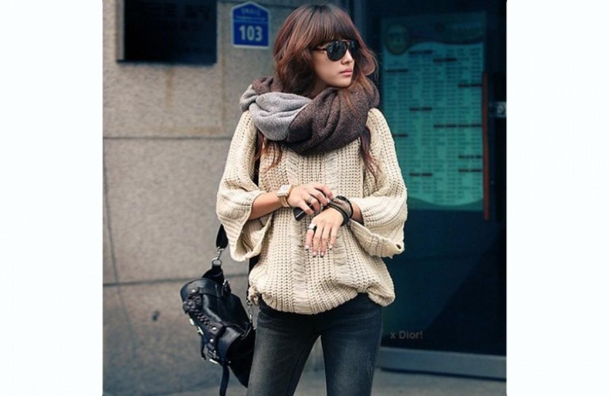 Πουλόβερ: τρόποι για να αναδείξετε το πιο όμορφο ρούχα του χειμώνα