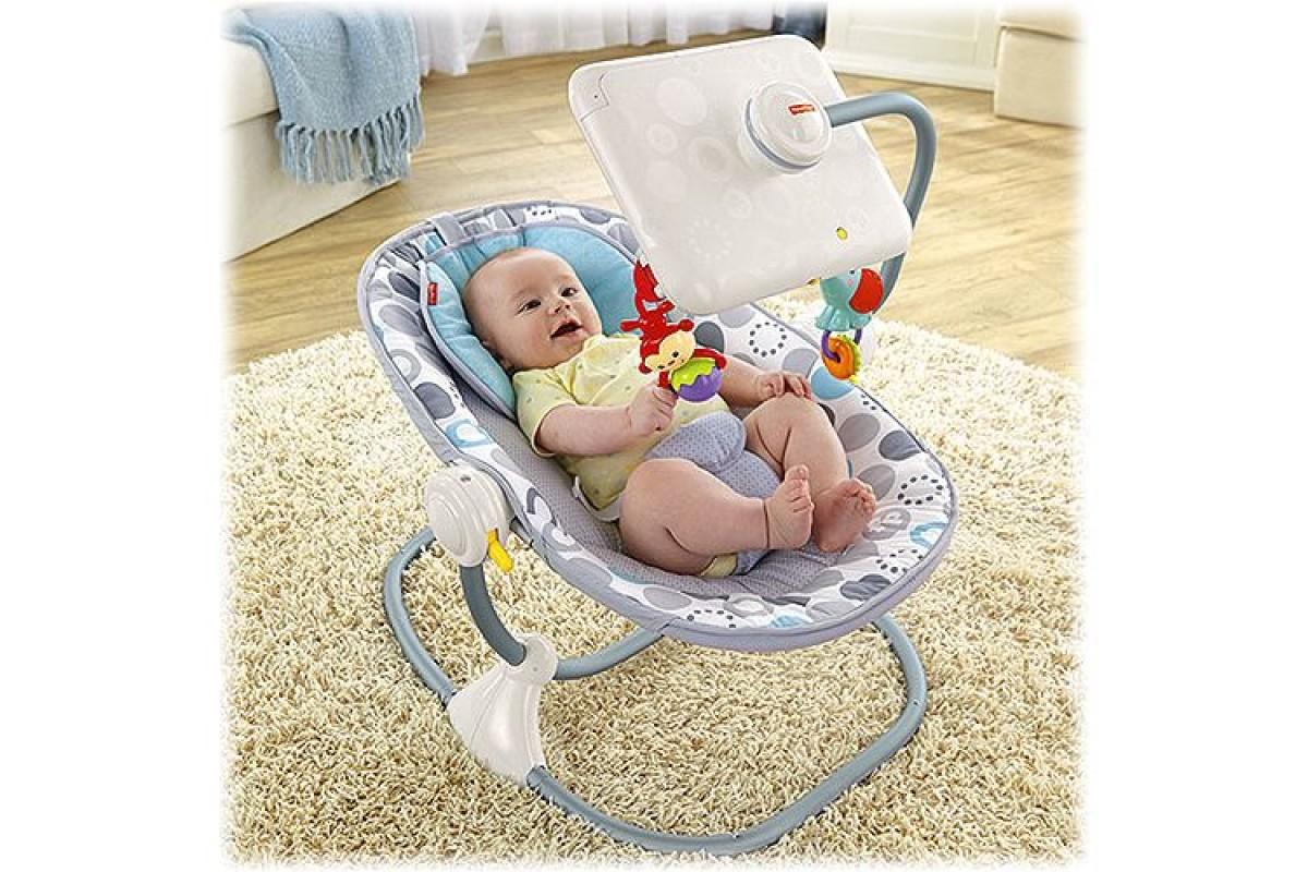Μήπως αυτό το ρηλάξ παραείναι υπερβολικό για ένα μωρό;