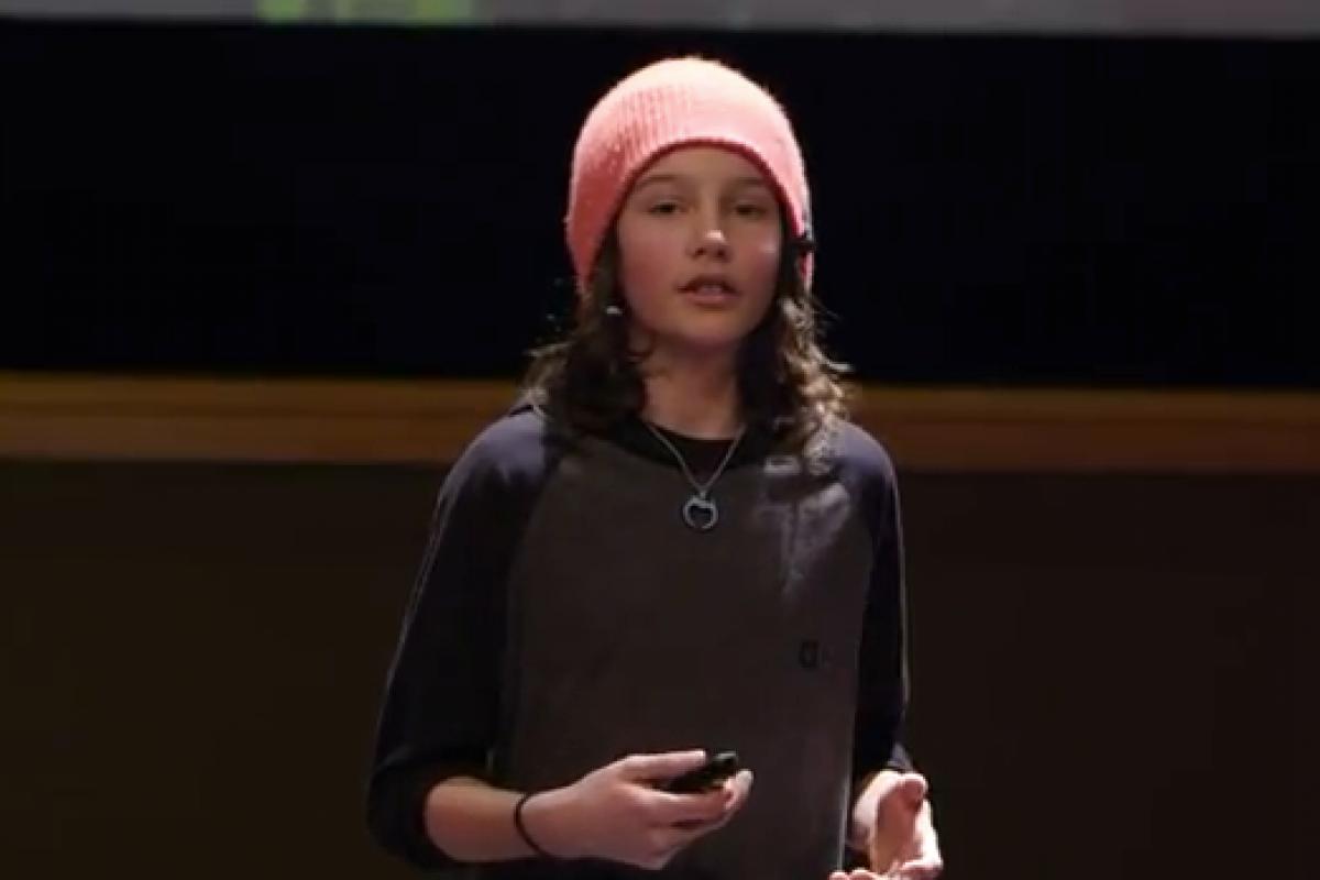 «Έγινα χάκερ της εκπαίδευσης και βρήκα την ευτυχία» – Δείτε πώς τα κατάφερε ο 13χρονος Logan