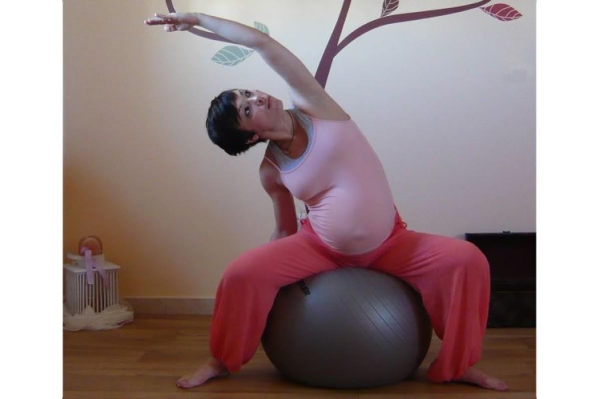 Γιόγκα κατά την διάρκεια της εγκυμοσύνης